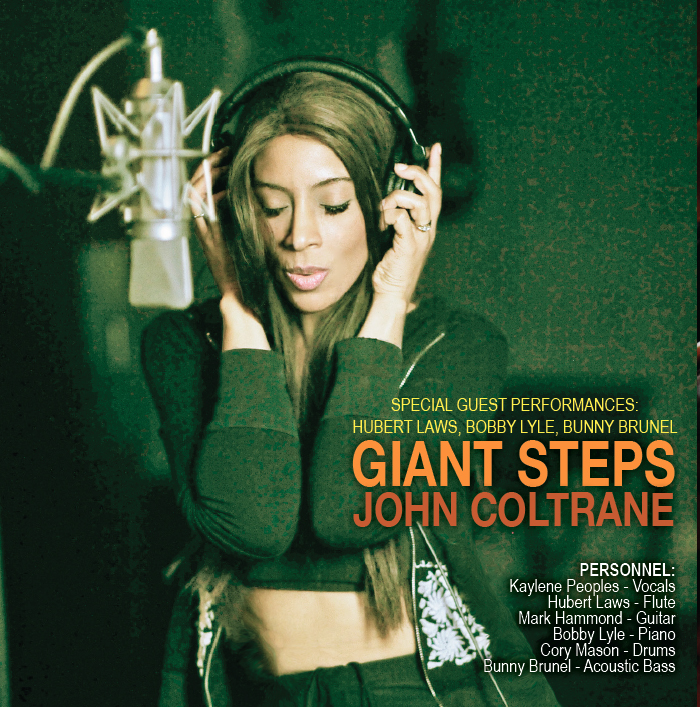 "Akademia Music Awards Chooses Kaylene Peoples ""Giant Steps"" as Best"